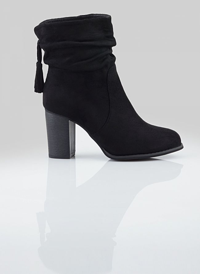 d518f156e47 ΜΠΟΤΑΚΙΑ SUEDE 172 - The Fashion Project - Γυναικεία παπούτσια, ρούχα,  αξεσουάρ