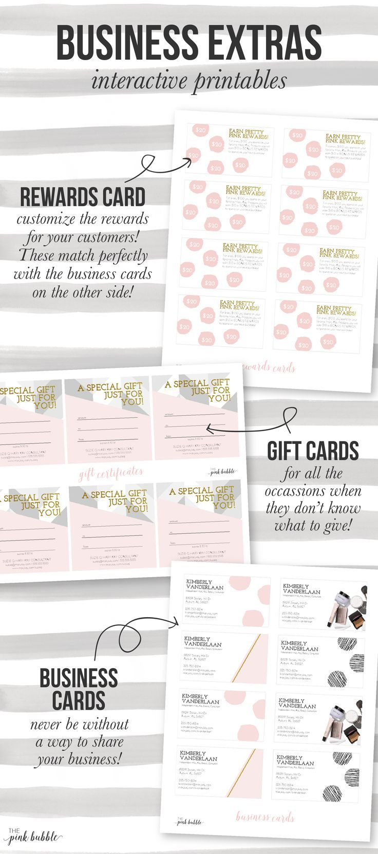 image result for business cards and quotes and sayings for mary kay