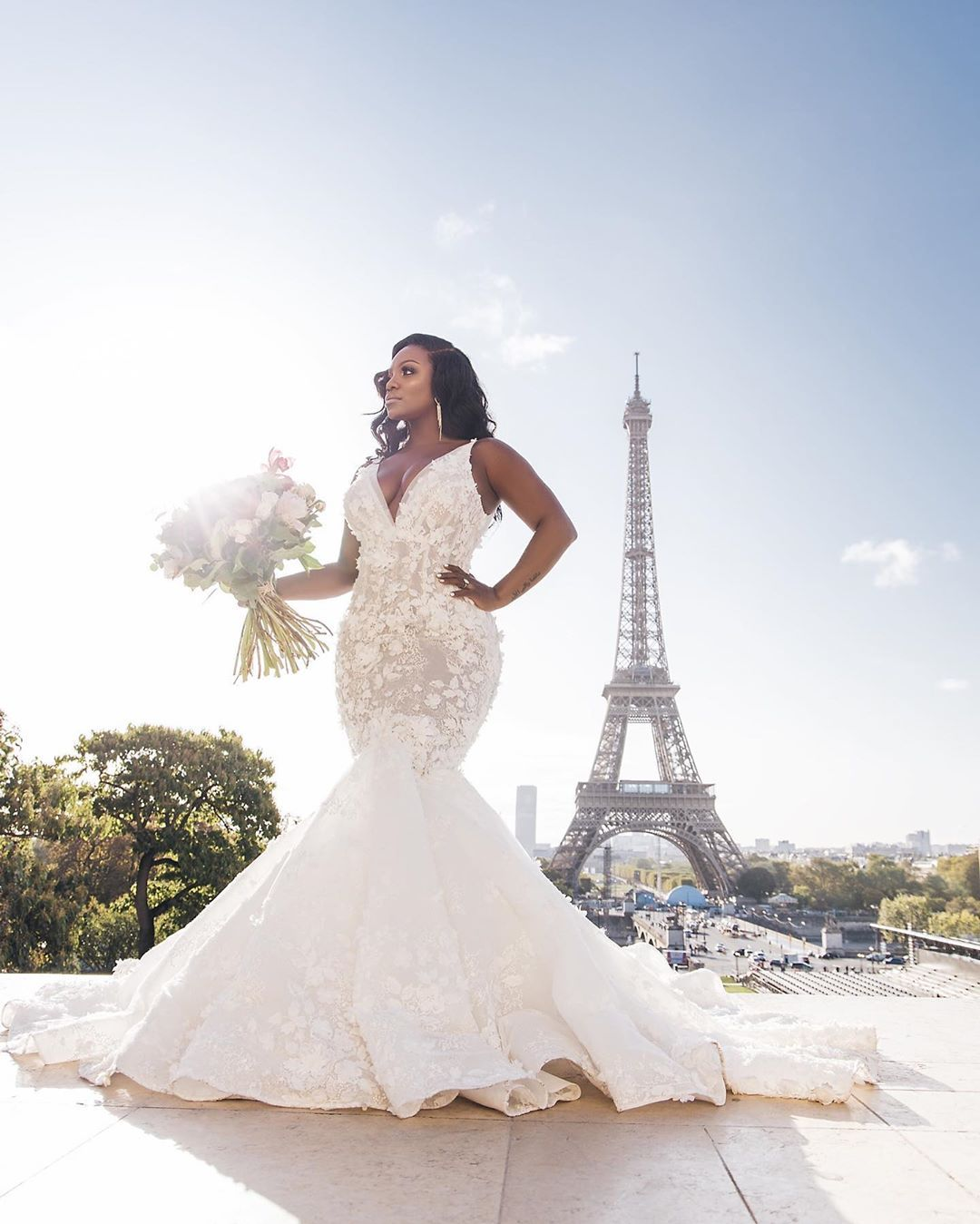Tiarramonet On Instagram I Ve Always Dreamed Of Having This Iconic Shot Framed In My Home I Still Cannot Believe T In 2020 Bridal Inspiration Wedding Dresses Bridal