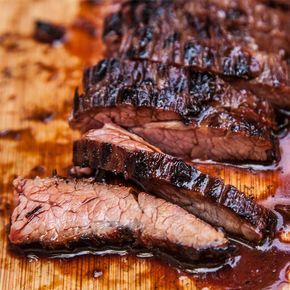 Flank Steak Teriyaki Recipe