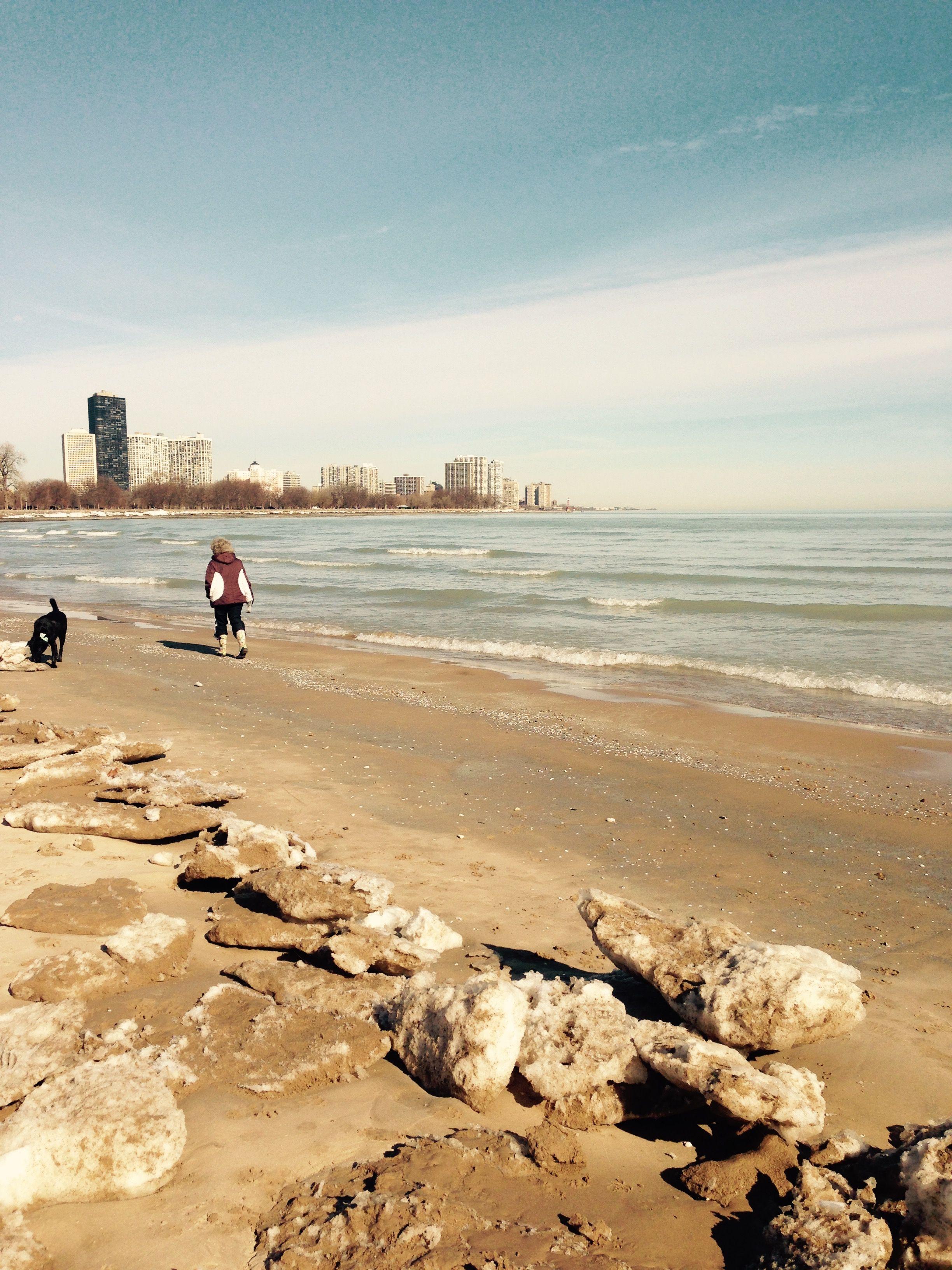 Illinois – Chicago Lakefront Trail & Montrose Dog Beach