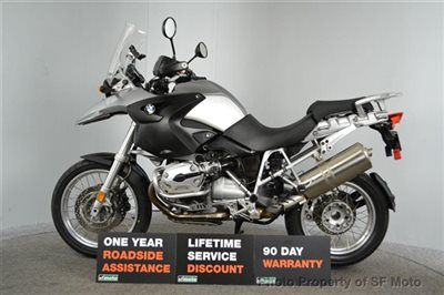 2007 Bmw R1200gs R1200gs Motorcycle With Only 5506 Miles On It San Francisco California Bay Area Sf Moto Motorcyclelov Roadside Service Bmw Bike Life