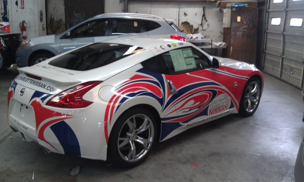 Some of our coolest vehicle and boat wraps | Capital Wraps | car ...