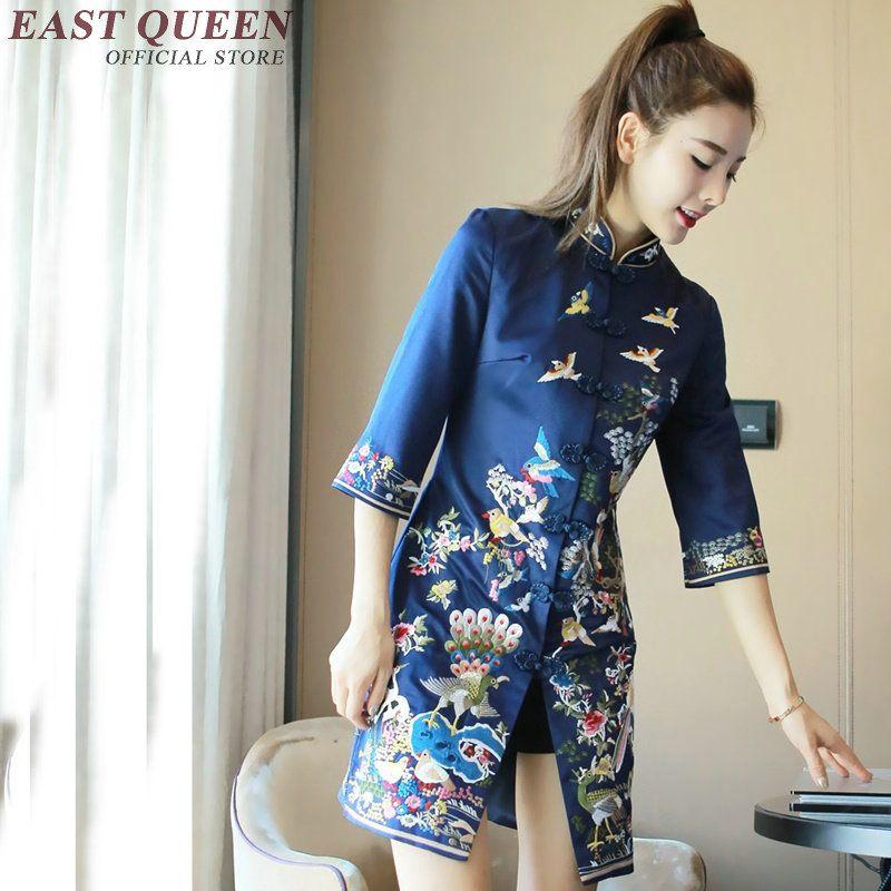 Vestiti Eleganti Cinesi.Aliexpress Com Acquista Cinese Oriental Abiti Abito Cinese Qipao
