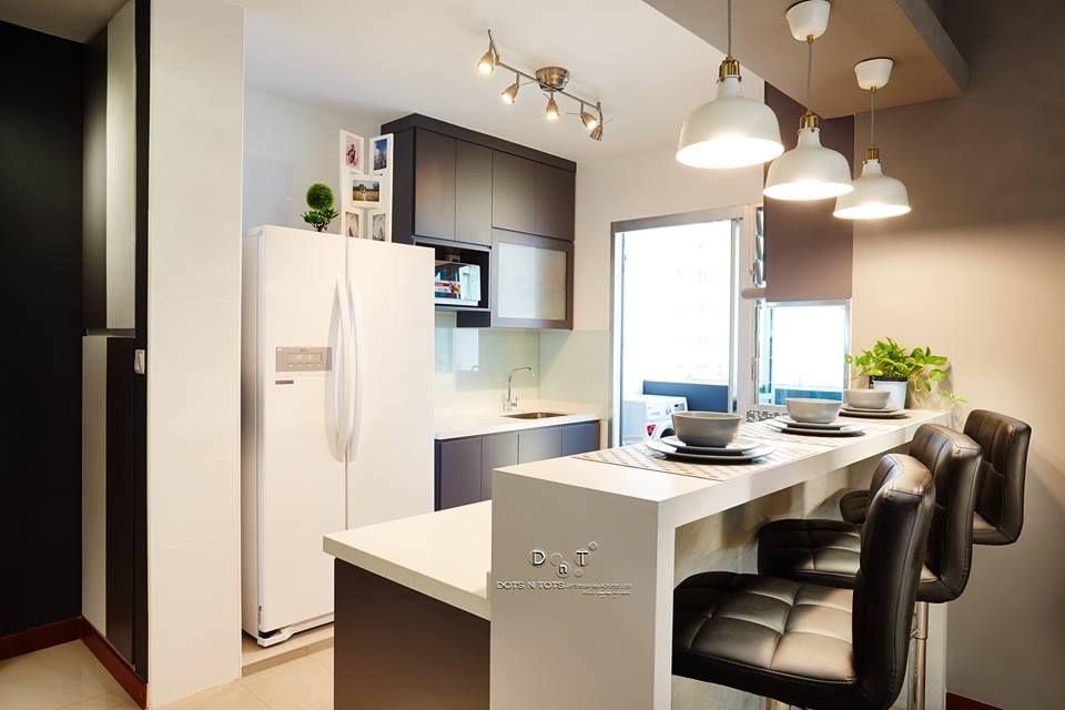 kitchen island vs peninsula which to choose  interior