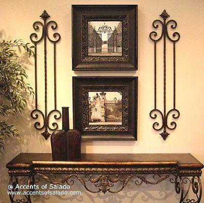 Paredes decorar la habitación | herreria | Pinterest | Decorating ...