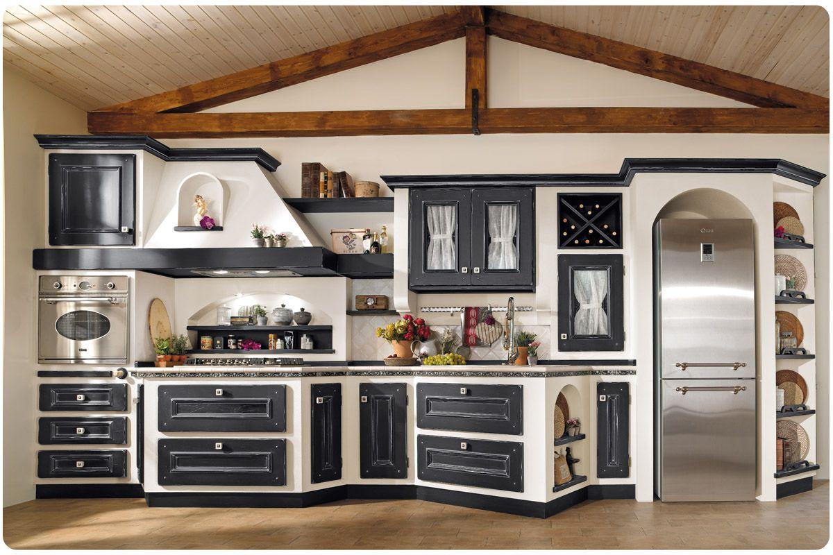 Cucine classiche componibili Borgo Antico Beatrice | Arredamenti d ...