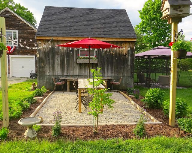 The Long Awaited Home: Our Great Big Summertime Yard Tour ...