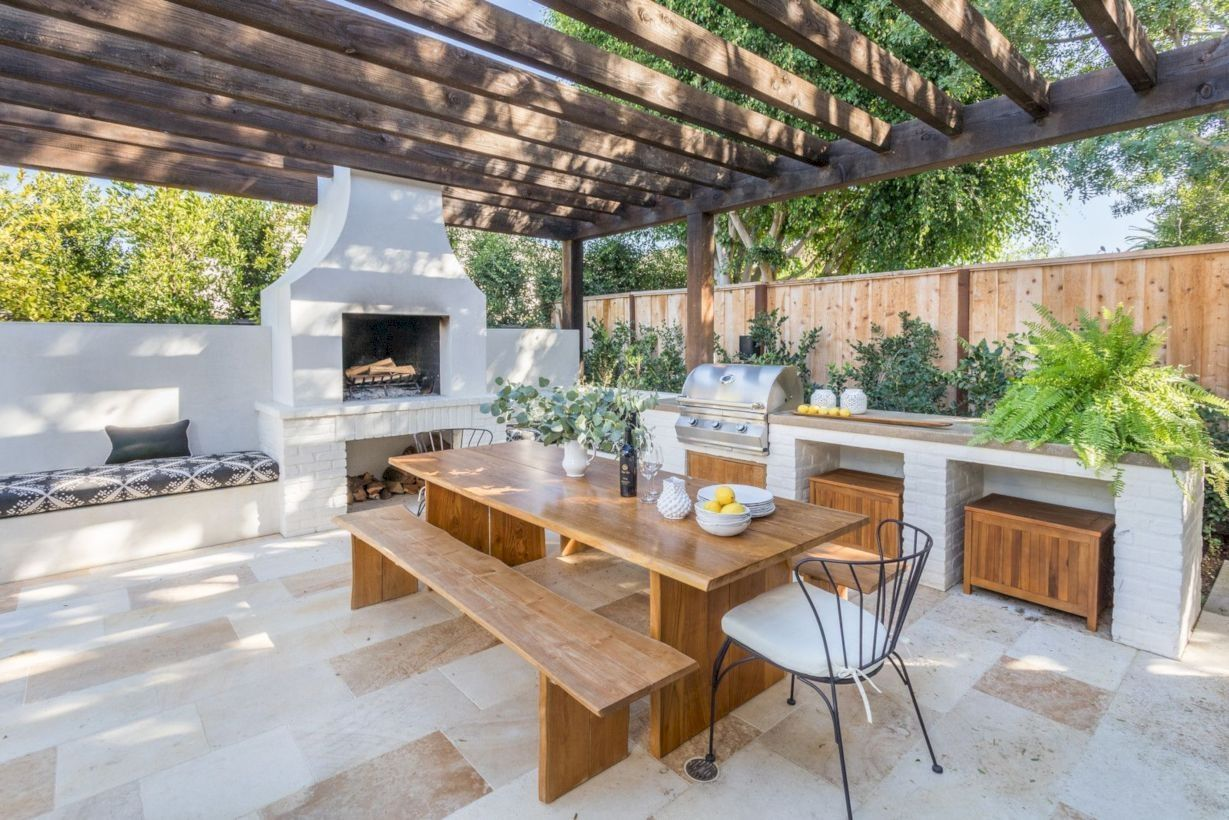 Discover Concepts And Ideas For Developing Your Outside Kitchen Area Including Concepts Strategies As Outdoor Kitchen Decor Outdoor Kitchen Design Patio Decor