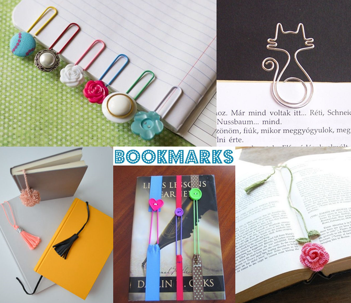 Bookmarks little craft idea pinterest bookmarks diys and beads today id like to share you some of my favorite diys the lovely bookmarks solutioingenieria Image collections