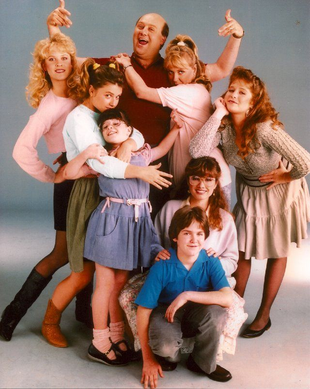 80s sitcom Just the Ten of us with Jamie Luner  | TV Time