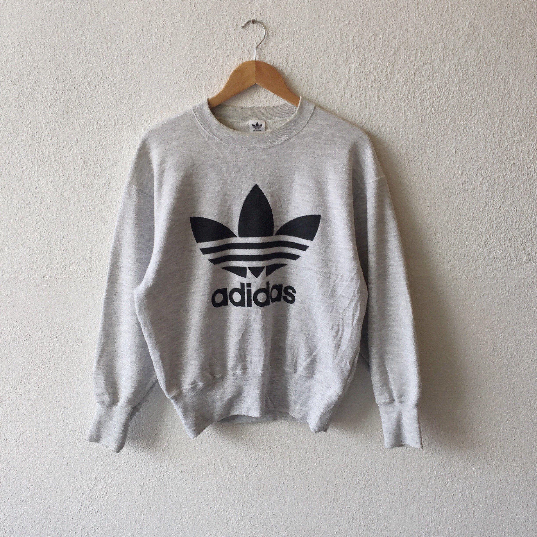 Predownload: Vintage 90s Adidas Sweatshirt Crewneck Adidas Trefoil Pullover Etsy Sweatshirts Adidas Sweatshirt Printed Sweatshirts [ 2448 x 2448 Pixel ]