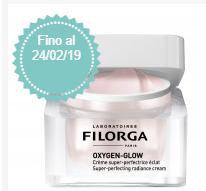 Diventa tester Oxygen Glow Cream di Filorga con AlFemminile