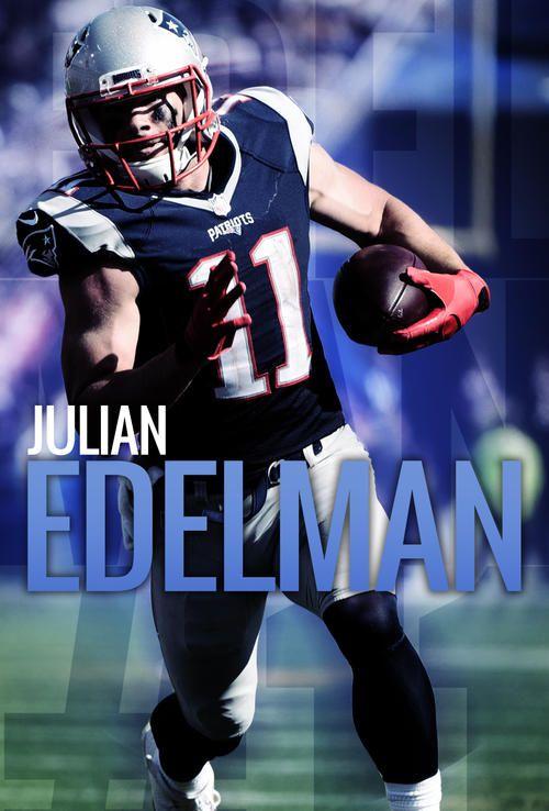 Fan Downloads Julian Edelman New England Patriots Football New England Patriots