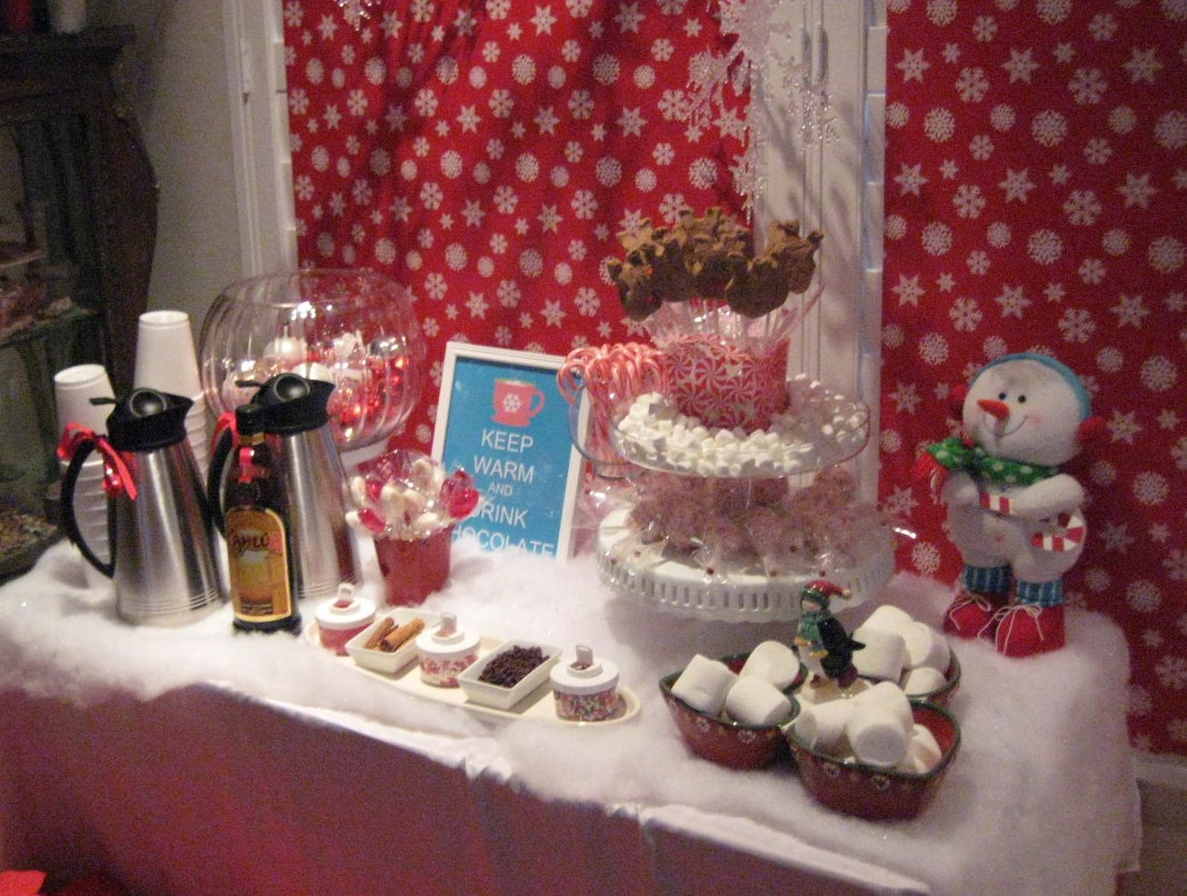 Creative Party Ideas By Cheryl Christmas Pajama Party Party Ideas