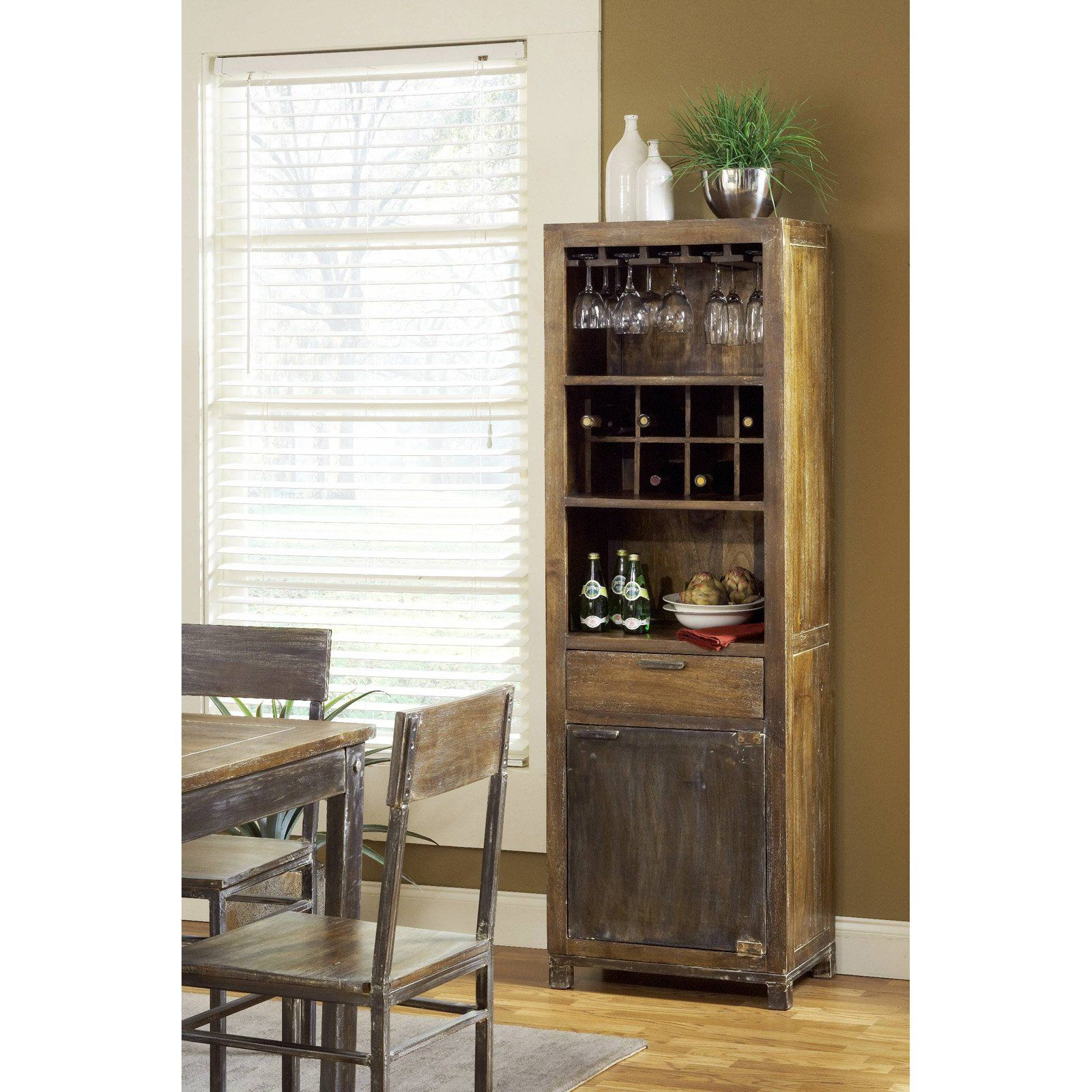 Have to have it farmhouse wine tower 88099 wine