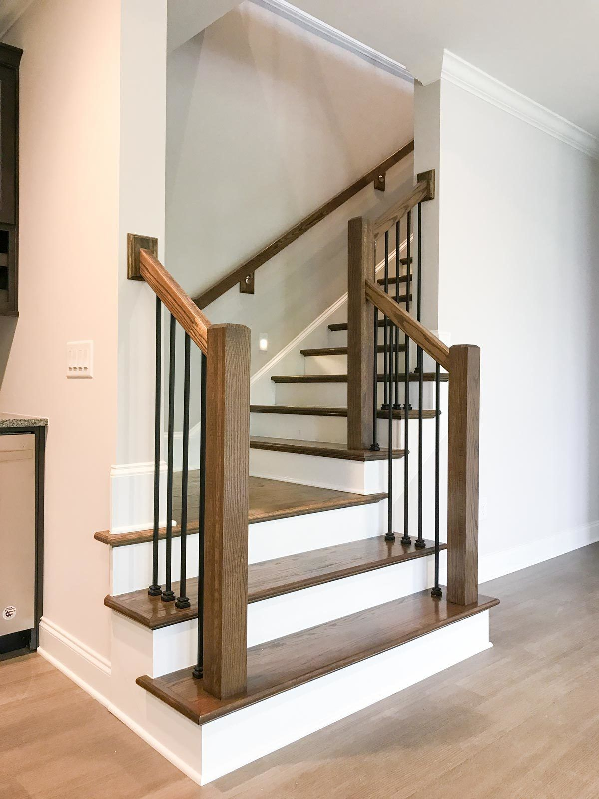 Best Craftsman On The Lake In 2019 Stair Railing Design 400 x 300