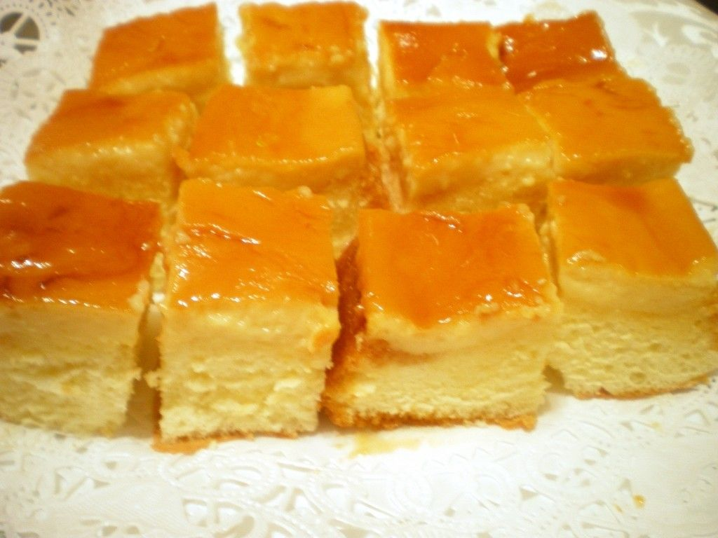 Custard Cake Recipe Just Desserts Dulces Tortas