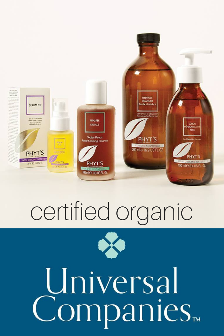 Phyt S Is Certified Organic Cosmetics And Skin Care For Professionals Organic Skin Care Skin Care French Skin Care