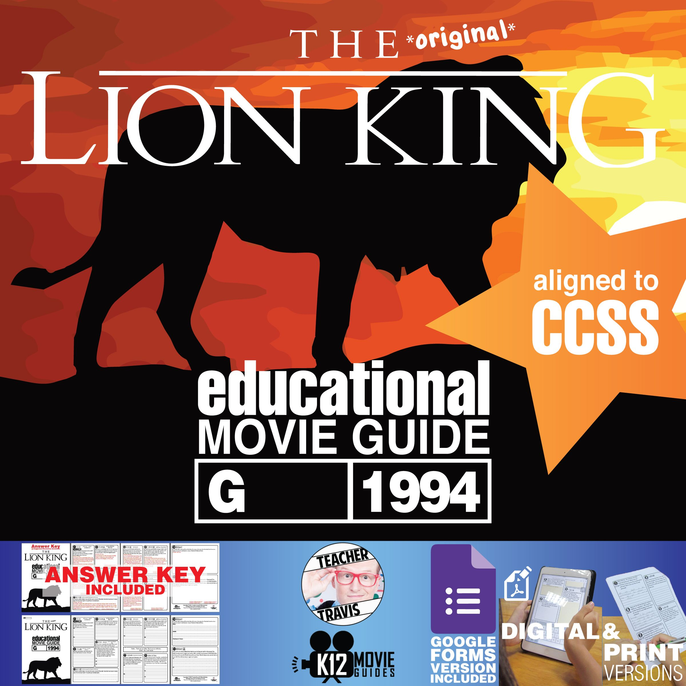 The Lion King Movie Guide