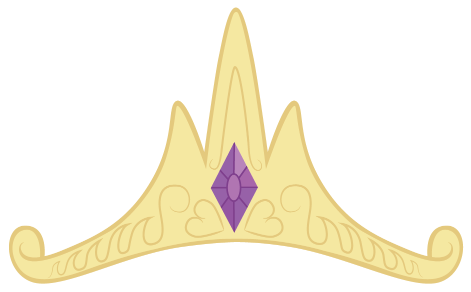 Celestia Crown Template by ShilaDaLioness on deviantART | My Little ...