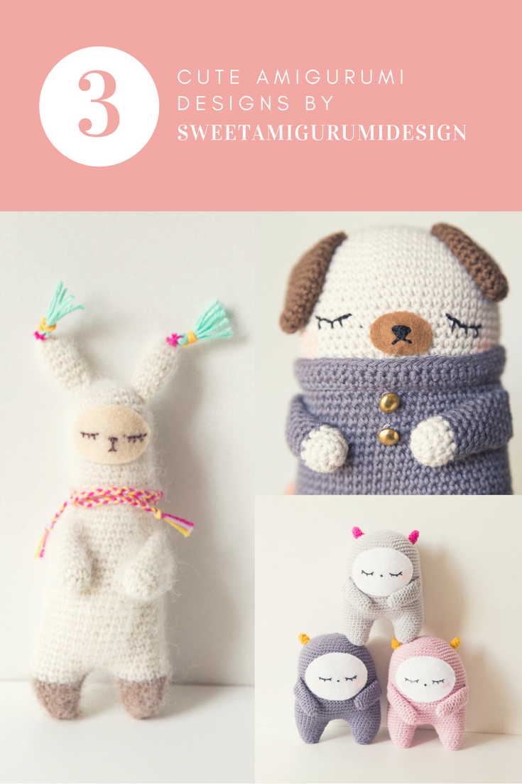The cutest crochet paters ever crochet pattern alpaca crochet the cutest crochet paters ever crochet pattern alpaca crochet pattern pug crochet pattern dt1010fo