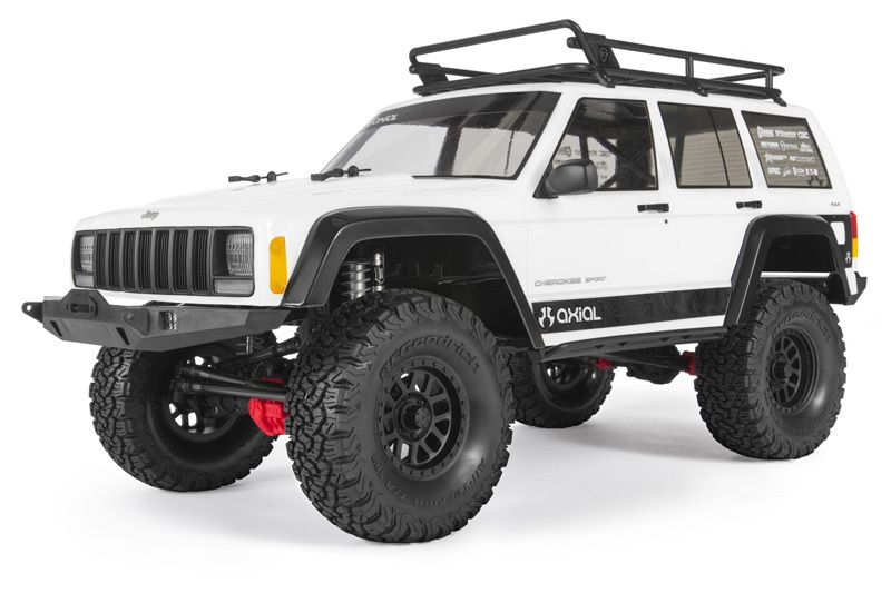 Axial Scx10 Ii Jeep Cherokee 1 10 Model 4wd Kit Dzipy Jeep