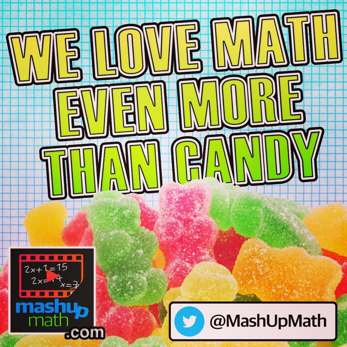 Who Loves Math More Than Us