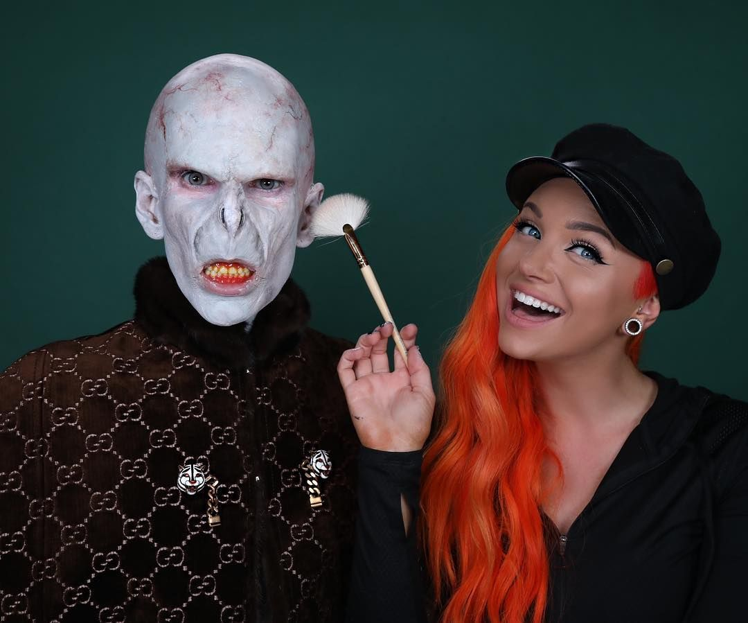 """NEW VIDEO ALERT!! 🐍 Hiiii Halloween, how are ya??? Watch"