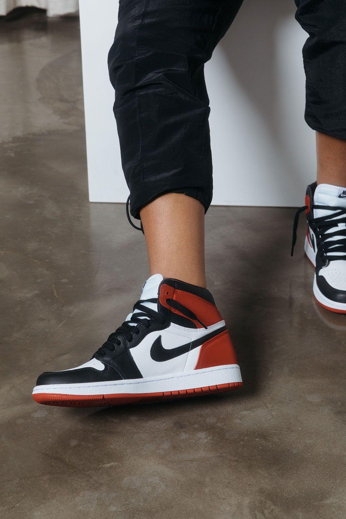 Jordan Brand Shares A Closer Look At The Air Jordan 1 Satin ...