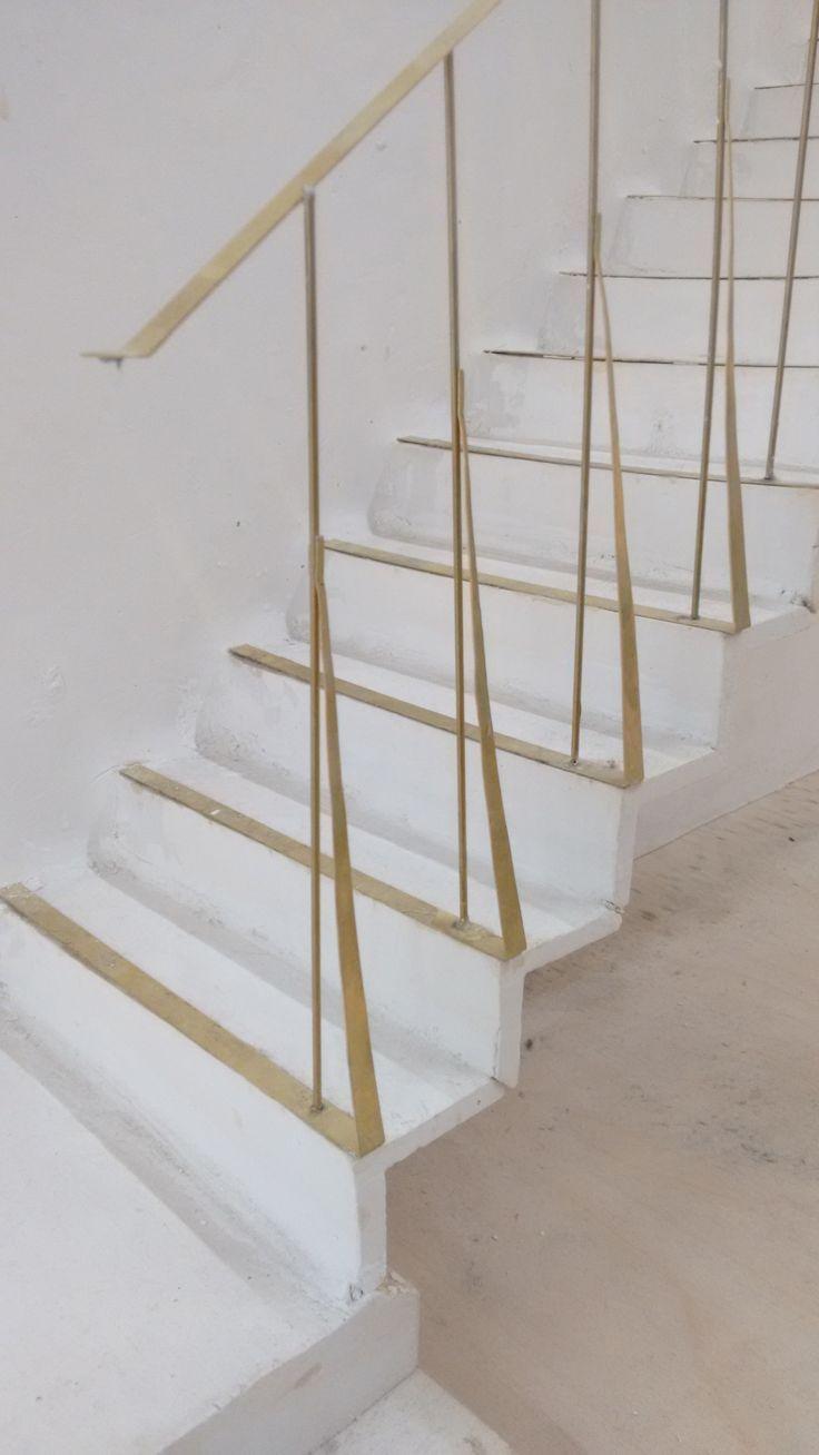 John Roe Luna Hot Steppers Barandillas Escaleras
