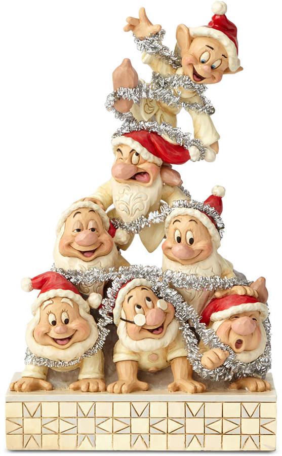Jim Shore Seven Dwarfs Figurine   Disney traditions ...