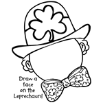 St. Patrick's Day Coloring Pages | crayola.com | St ...