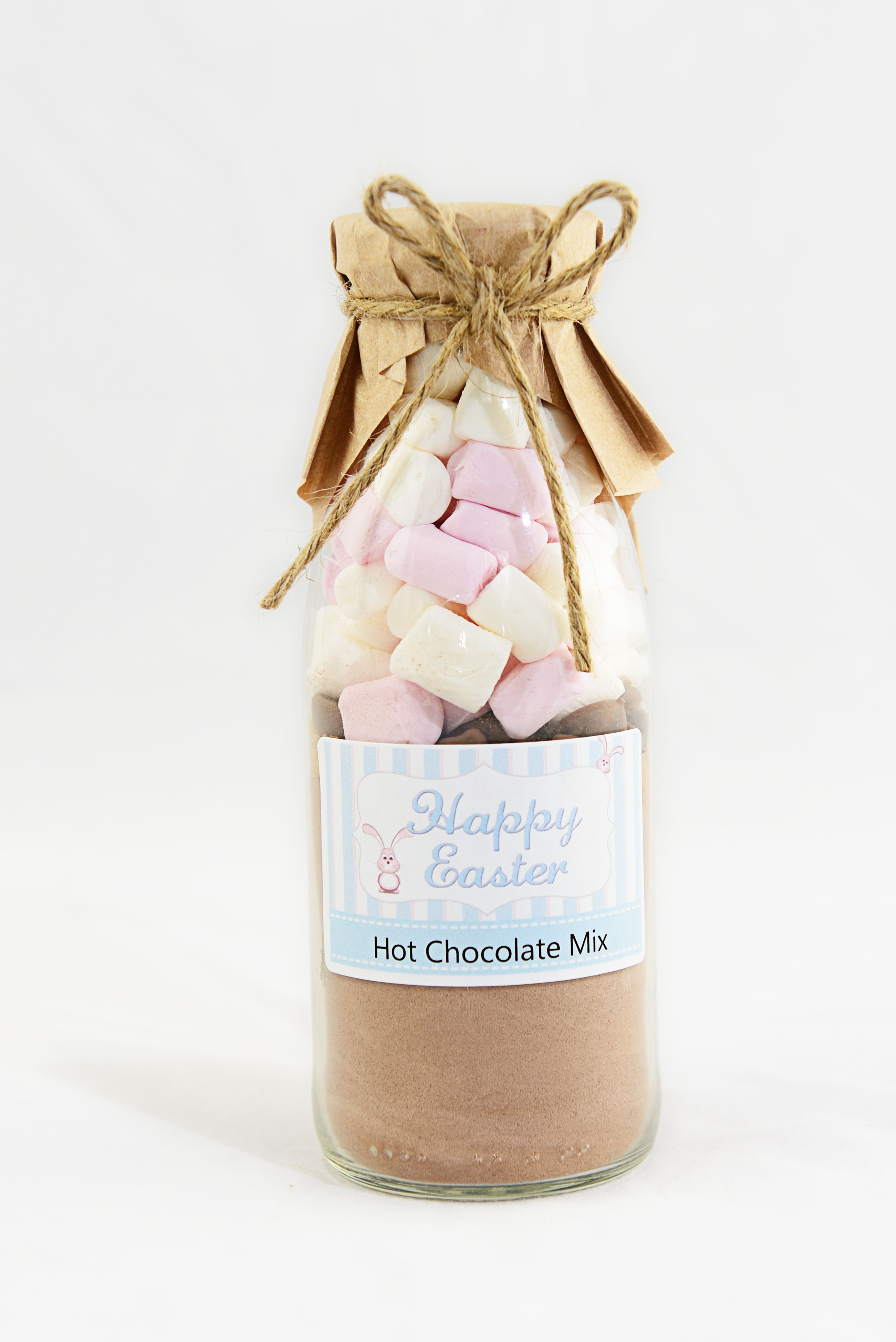 Happy Easter Hot Chocolate Mix. Available to purchase from http ...