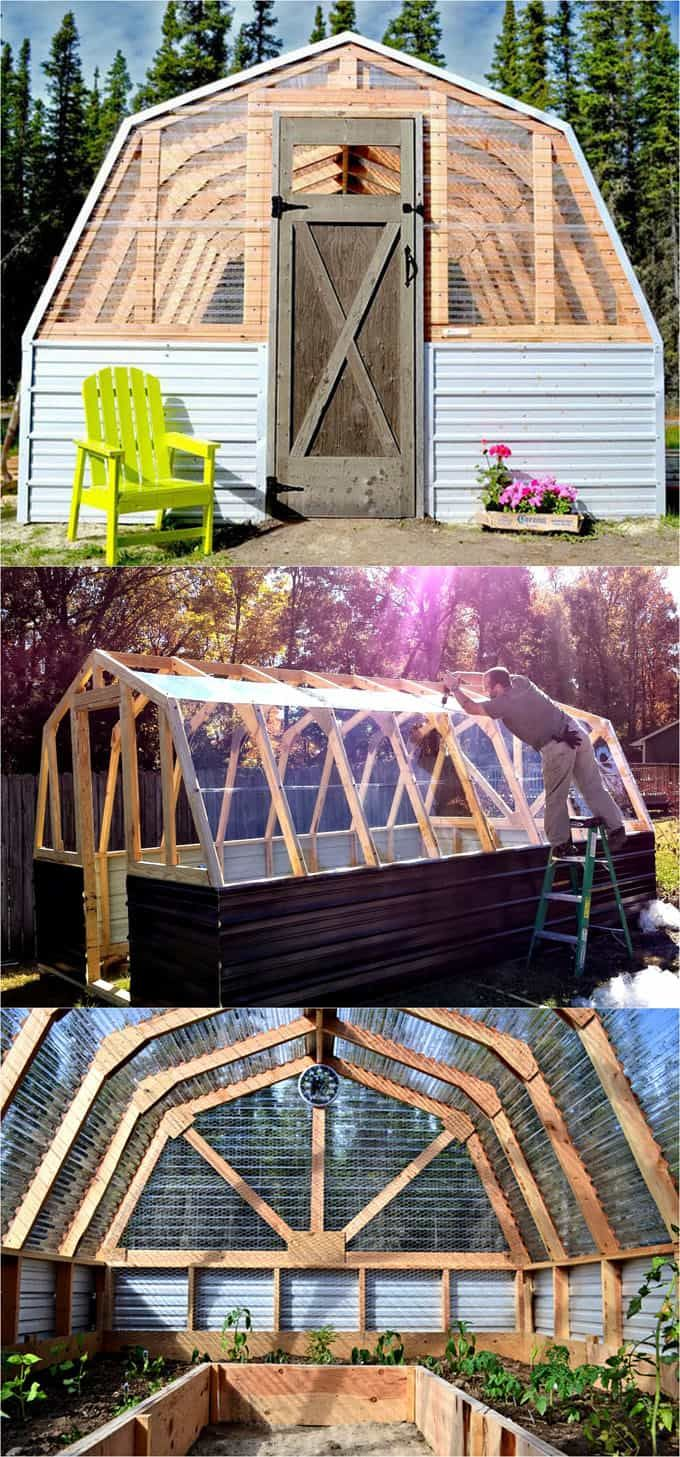 21 diy greenhouses with great tutorials diy greenhouse cold