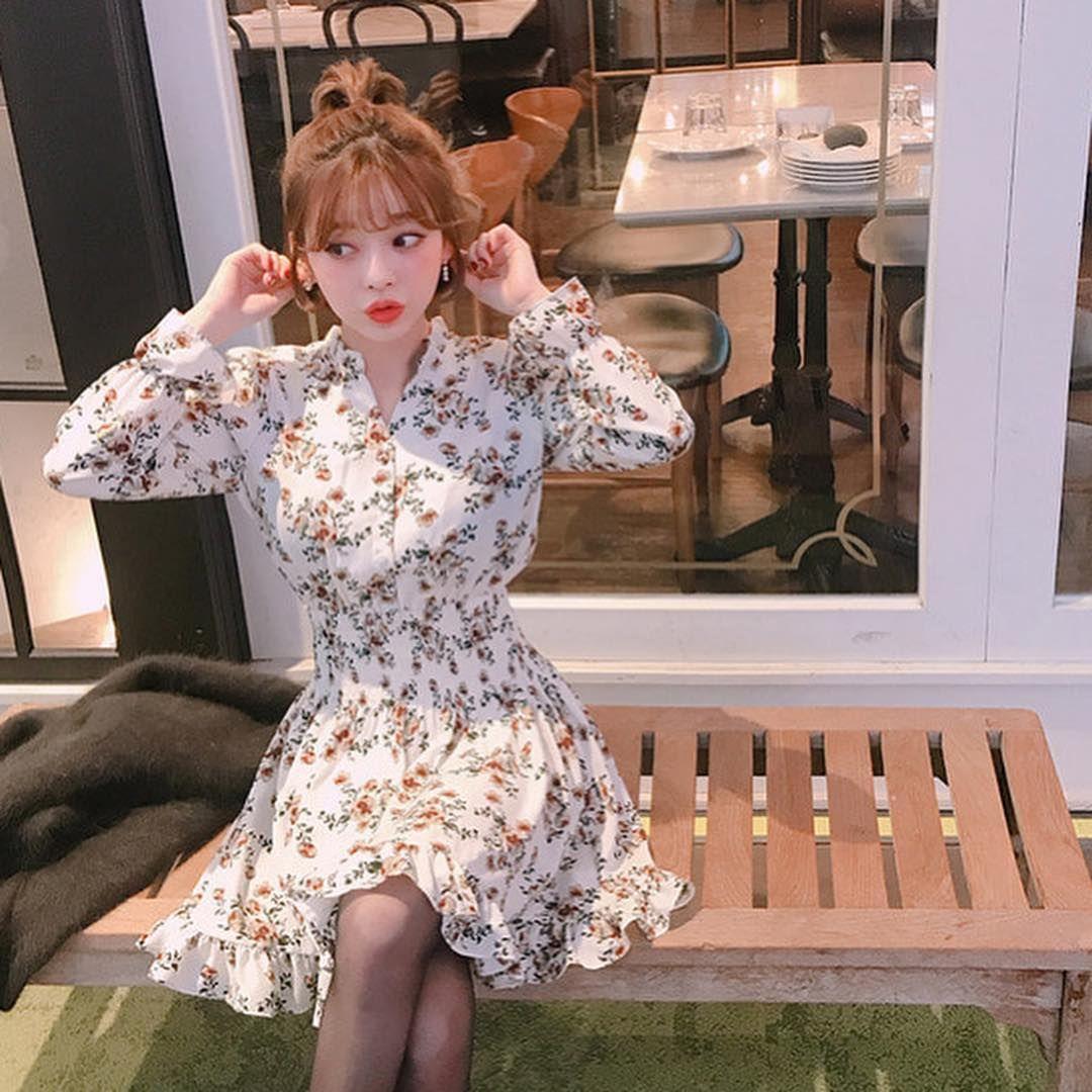 츄 chuu korea official on instagram pick you favorite style 1 2 3 4 5 6 or 7 korean outfits sailor fashion cute korean girl
