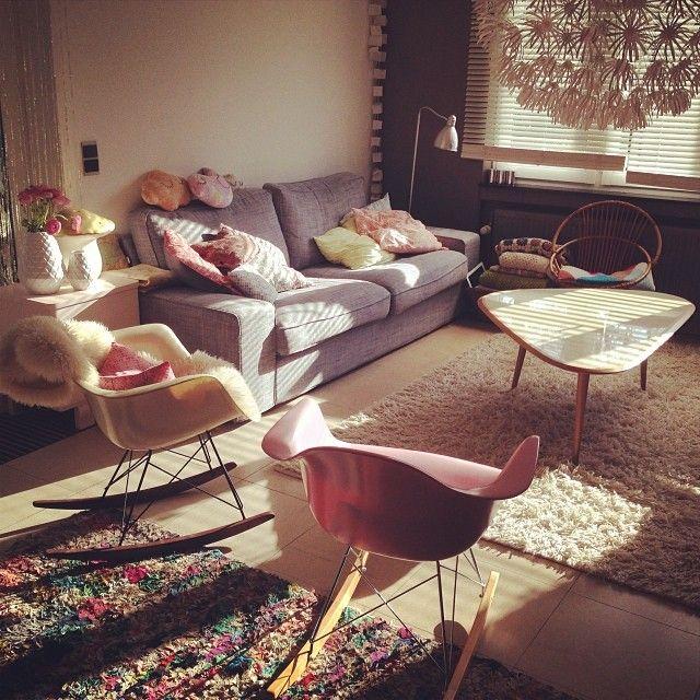 La décoration des internautes #madecoamoi Living room  Cozy