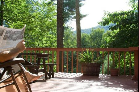 Check out this awesome listing on Airbnb: Beautiful Woodstock Retreat in Willow