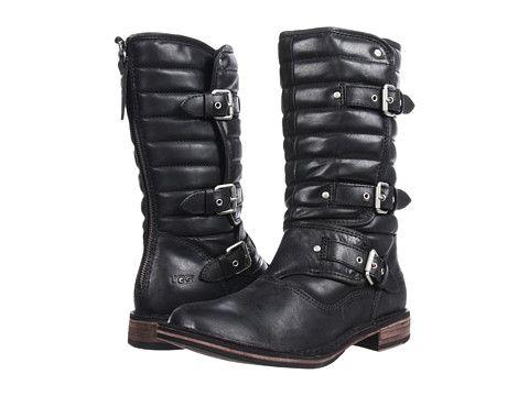 8210e6efe14 UGG Tatum - it's like a futuristic motorcycle boot. I'm talking ...