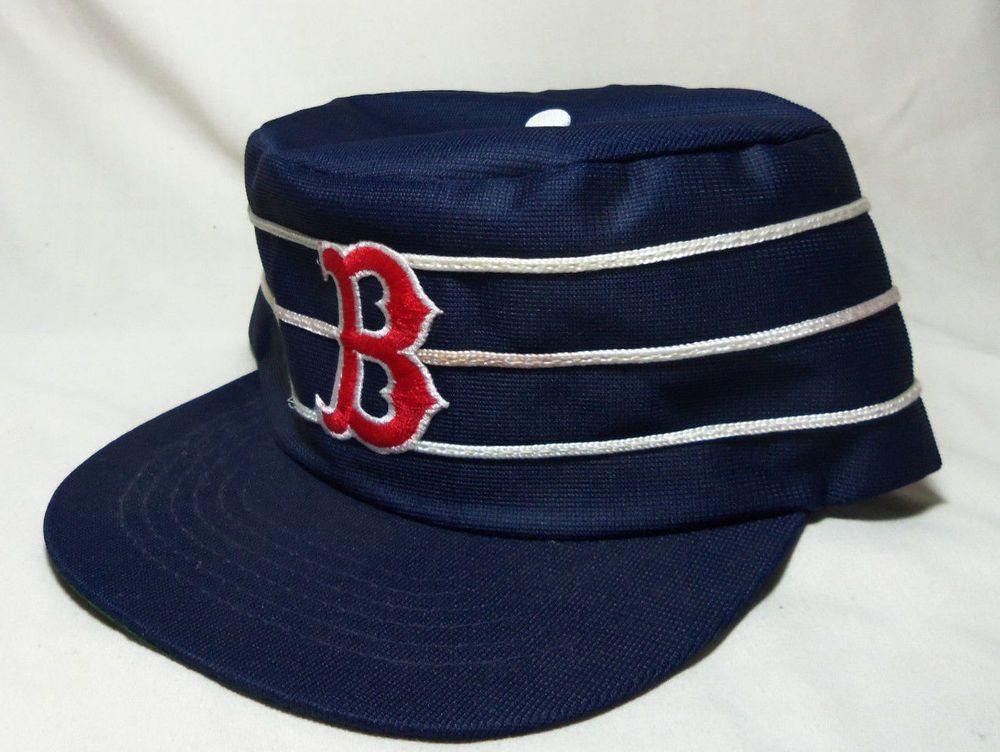 Vintage Mlb Boston Red Sox Retro Snapback Adjustable