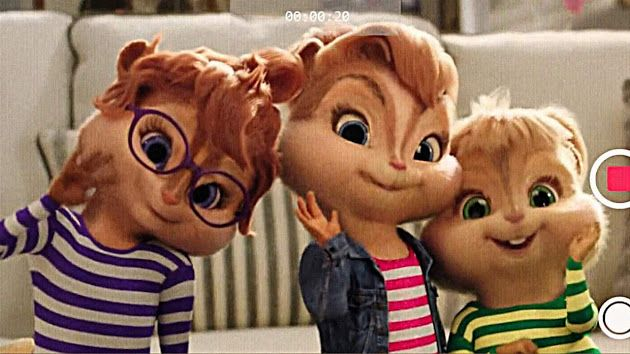Brittany Jeanette And Eleanor The Chipettes Alvin And The