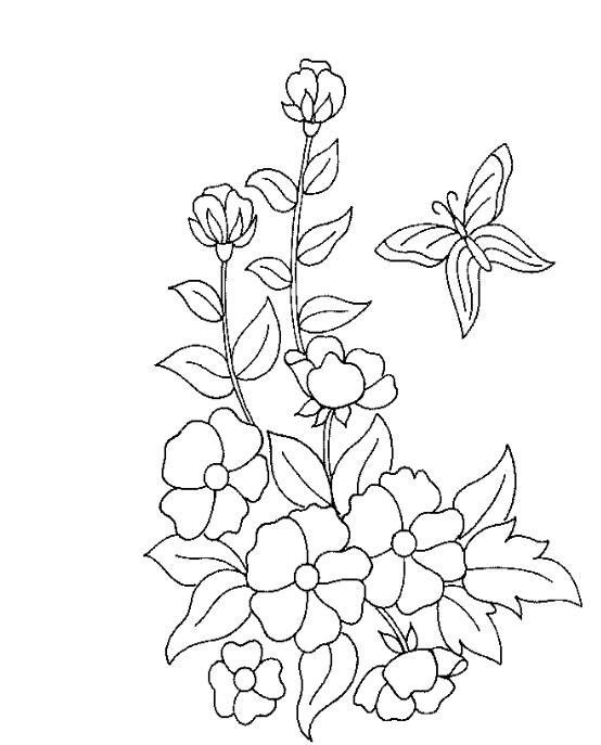 Die 20 Besten Ideen Für Ausmalbilder Blumen Ranken ...