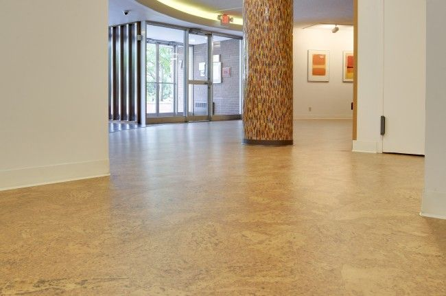 cork flooring is typically not the first thing that pops into most homeowners heads when they