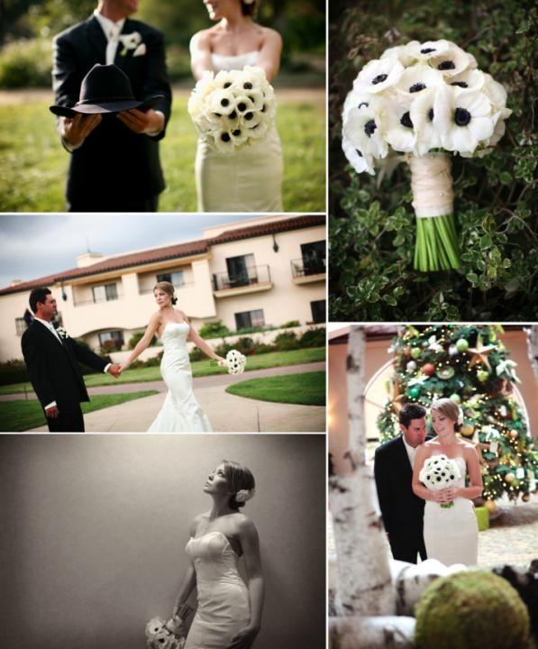 Τα λουλούδια στο γάμο: Εμπνευστείτε από την ανεμώνη