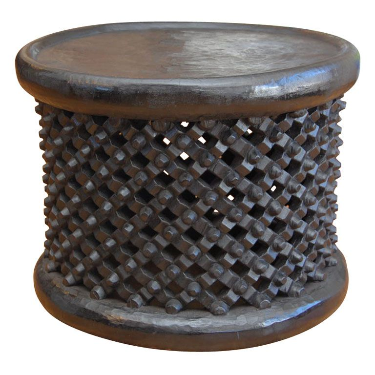 African StoolEnd Table Stools Africans and Tables