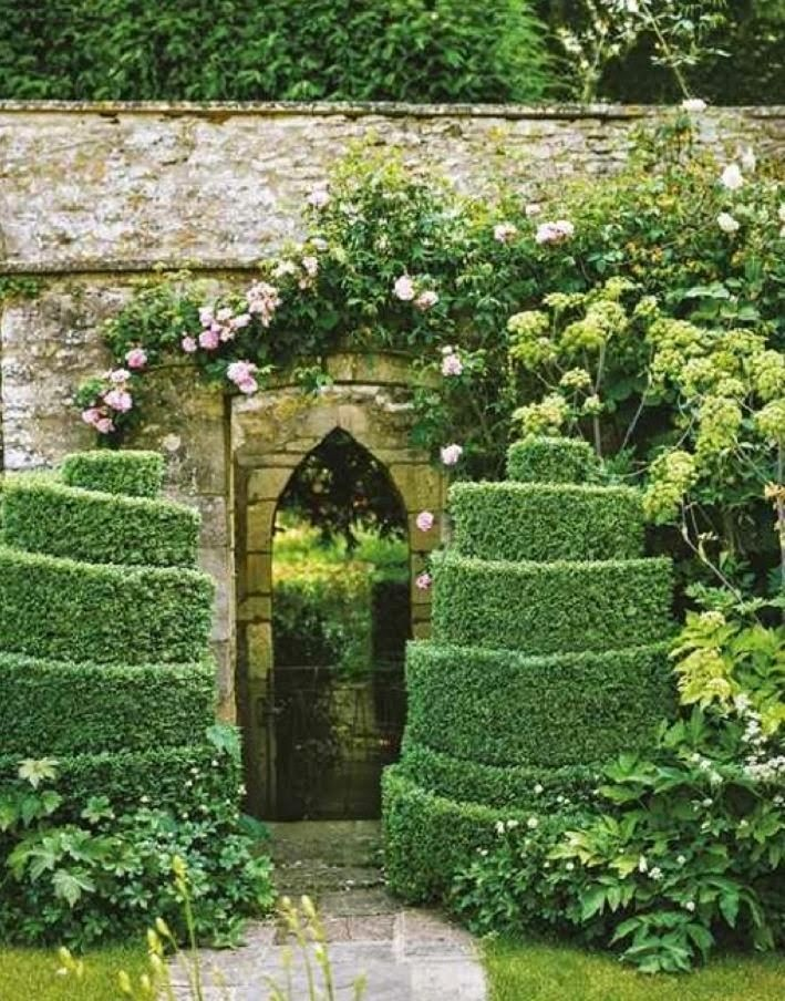 Haseley Court, Oxfordshire   Backyards Click   FAMOUS ...