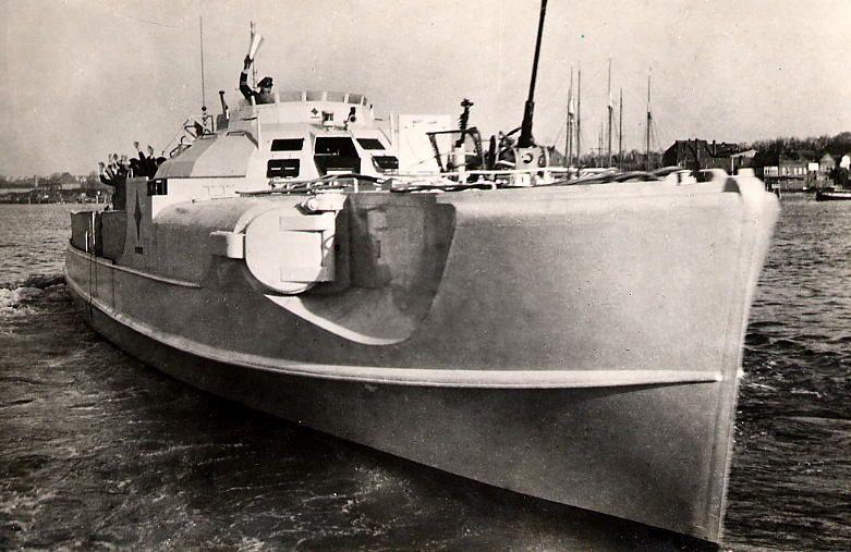 Resultado de imagen de schnellboot Normandy