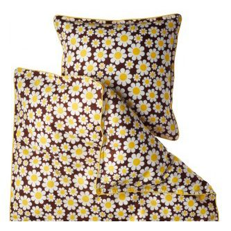 Ej Sikke Lej sengetøj med margueritter - Junior