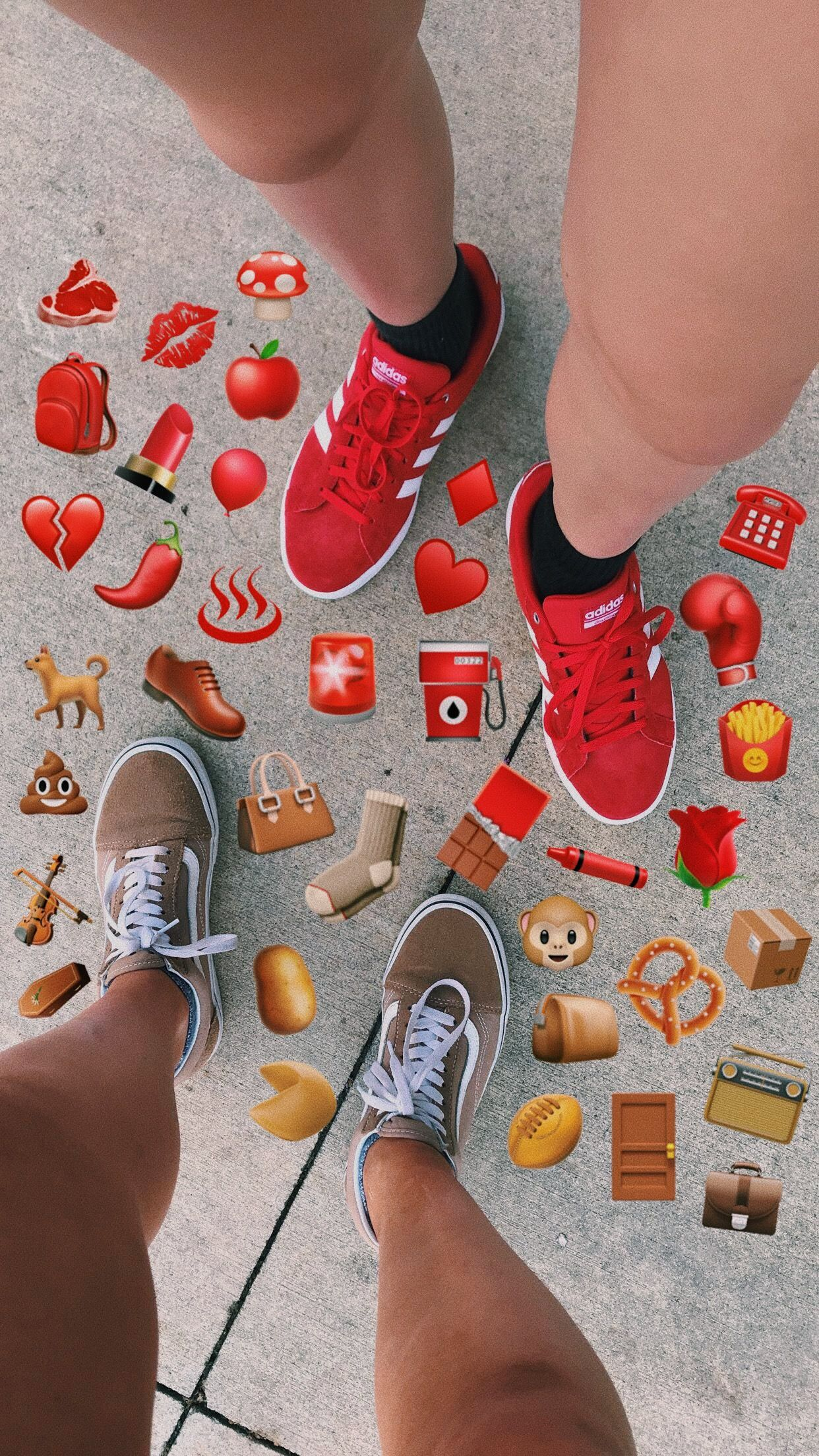 red v brown | inspire | Emoji pictures, Emoji wallpaper