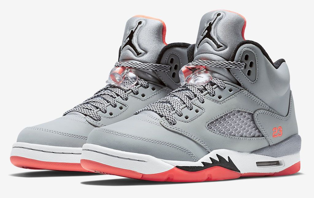 Air Jordan V 5 GS Hot Lava 440892-018 (6)